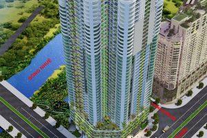 Khởi công dự án QMS Tower 2 tại quận Nam Từ Liêm